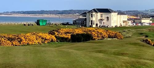 Prestwick st nicholas golf course