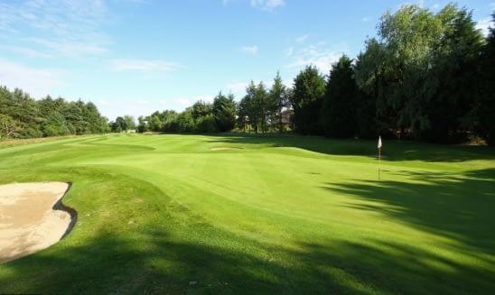 Deer Park, Scottish PGA Event, September 2020